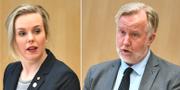 Linda Westerlund Snecker (V)/Johan Pehrson (L) TT