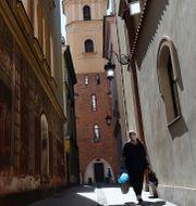 Illustrationsbild: Warsawas gamla delar.  Czarek Sokolowski / TT NYHETSBYRÅN