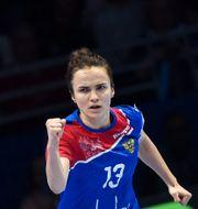 Anna Vjachireva. LOIC VENANCE / AFP