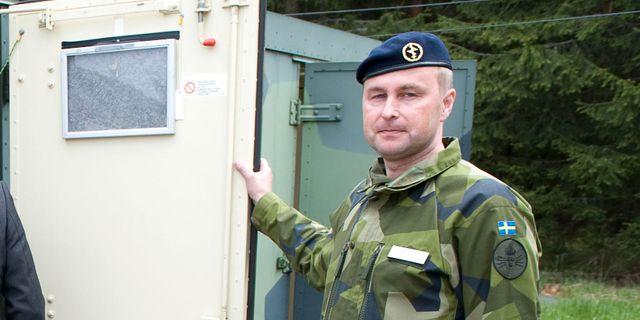 Anders Edholm. ANDERS WIKLUND / TT / TT NYHETSBYRÅN