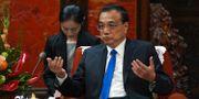 Kinas premiärminister Li Keqiang.  ANDREA VERDELLI / POOL