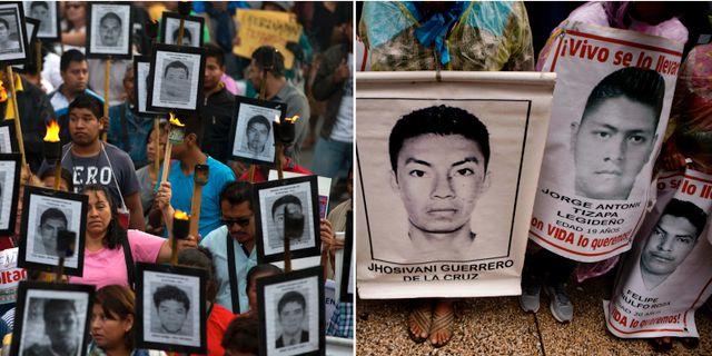 Nya offer i mexikos knarkkrig