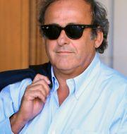 Sepp Blatter. PIERRE ALBOUY / TT NYHETSBYRÅN