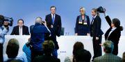 ECB-chefen Mario Draghi.  Michael Probst / TT / NTB Scanpix