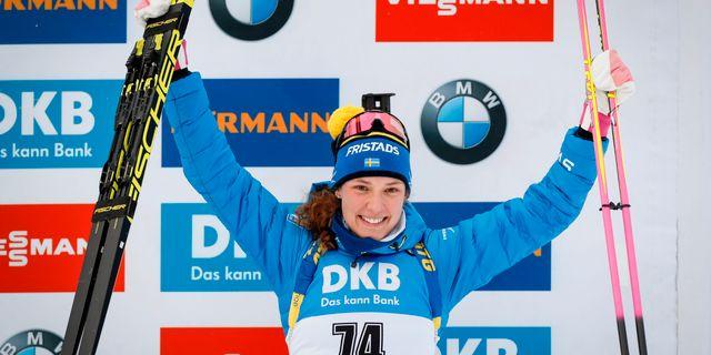 Hanna Öberg.  Petr David Josek / TT NYHETSBYRÅN/ NTB Scanpix