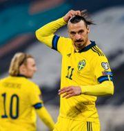 Zlatan Ibrahimovic. LUDVIG THUNMAN / BILDBYRÅN