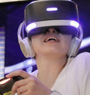 Den befintliga versionen av Playstation VR Kyodo / Kyodo