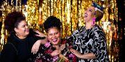 Gruppen The Mamas vann Melodifestivalen 2020. Pontus Lundahl/TT / TT NYHETSBYRÅN