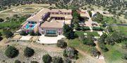 Epsteins ranch i New Mexico.  Dronebase Dronebase / TT NYHETSBYRÅN