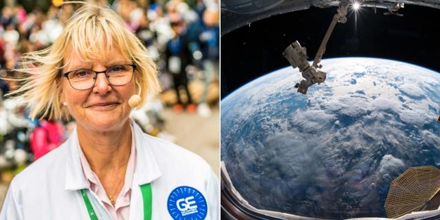 Anna Rathsman, generaldirektör för Rymdstyrelsen. Rymdstyrelsen/Karl Gabor och TT.