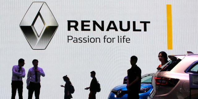 Renault Ng Han Guan / TT NYHETSBYRÅN