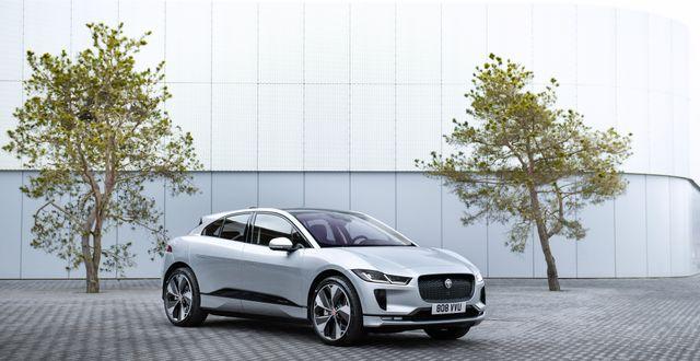I-PACEEV320 Signature Limited Edition har en acceleration från 0 till 100 kilometer i timmen på endast 6,4 sekunder.  Jaguar