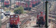 Tåg i Hamburg. KAI-UWE KNOTH / TT NYHETSBYRÅN/ NTB Scanpix
