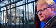 Ryska ambassaden i Stockholm/Försvarsminister Peter Hultqvist. TT