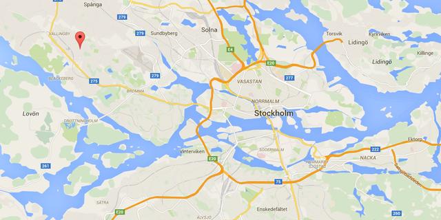 nu ryska ansikte sittande i stockholm