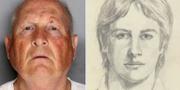 "Joseph James DeAngelo, 72, misstänks vara ""Golden State-mördaren"" Sacramento Police Departement."