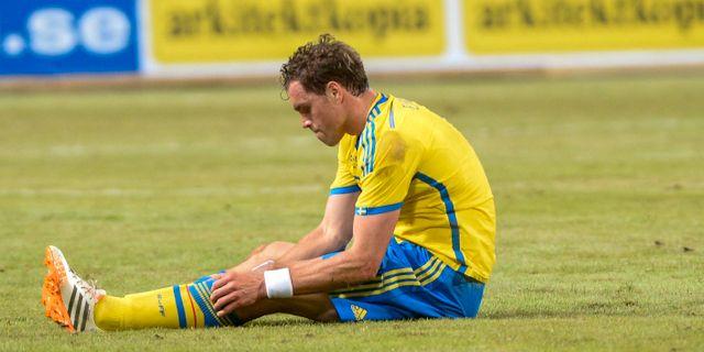 Skadad elmander star over match