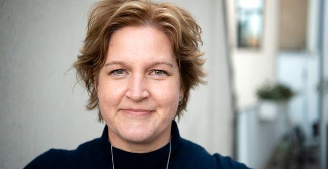 Karin Karlsbro.  Jessica Gow/TT / TT NYHETSBYRÅN