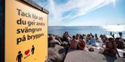 Badbrygga i Malmö. Johan Nilsson/TT / TT NYHETSBYRÅN