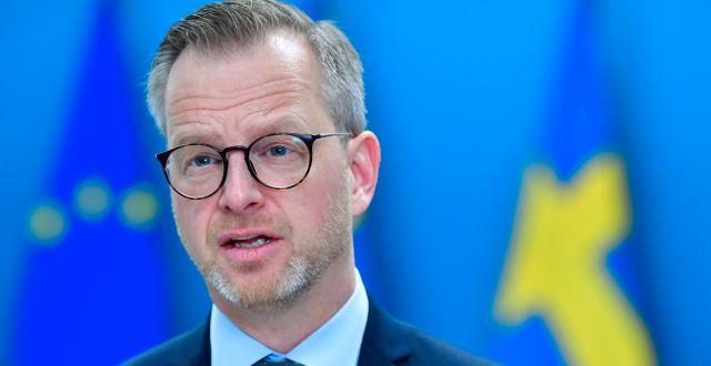 Mikael Damberg. Jonas Ekströmer/TT / TT NYHETSBYRÅN