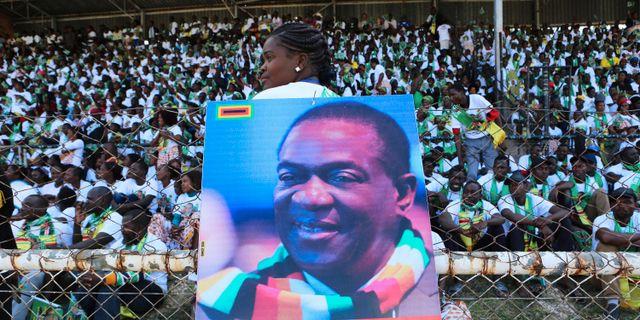 Genombrott nara i zimbabwe samtal