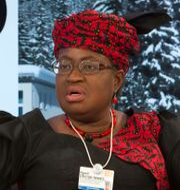 Ngozi Okonjo-Iweala. Arkivbild.  Michel Euler / TT NYHETSBYRÅN