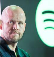 Spotify-grundaren Daniel Ek. Lars Pehrson/SvD/TT / TT NYHETSBYRÅN