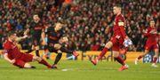Arkivbild: Atletico Madrid mot Liverpool. Jon Super / TT NYHETSBYRÅN