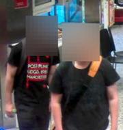 22-åringen och 23-åringen Polisens förundersökning