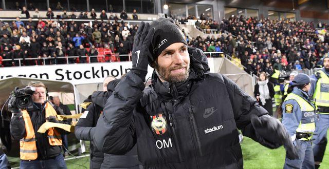 Olof Mellberg Jonas Ekströmer/TT / TT NYHETSBYRÅN
