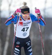 Frida Karlsson. Pontus Lundahl/TT / TT NYHETSBYRÅN