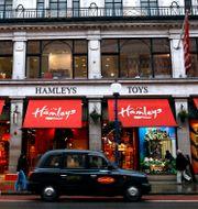 Arkivbild: Hamleys i London. Kirsty Wigglesworth / TT NYHETSBYRÅN