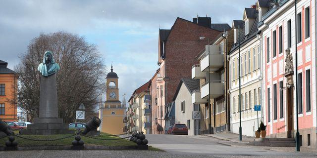 Karlskrona i Blekinge län. Illustrationsbild. LEIF R JANSSON / TT / TT NYHETSBYRÅN
