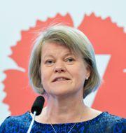 Ulla Andersson. Arkivbild. Jessica Gow/TT / TT NYHETSBYRÅN