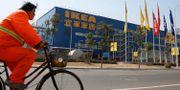 Kinesiskt Ikea. STR / TT NYHETSBYRÅN