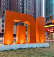 Xiaomis kontor i Peking. Shutterstock