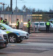 Gränskontroller i Malmö 2015. Stig-Åke Jönsson/TT / TT NYHETSBYRÅN