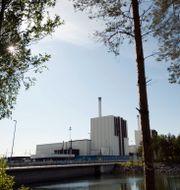 Forsmarks kärnkraftverk, arkivbild. FREDRIK SANDBERG / TT / TT NYHETSBYRÅN