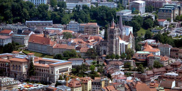 Lausanne. Wikipedia
