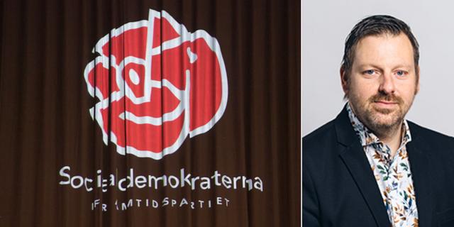 Per Carlsson, S-ordförande i Borås kommun. TT / Pressbild