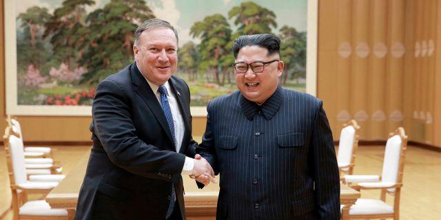 Nordkorea hindrar iaea