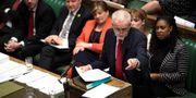 Jeremy Corbyn JESSICA TAYLOR / AFP