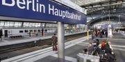 Centralstationen i Berlin MICHAEL SOHN / AP