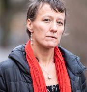 Sjuksköterskan Katja Fogelberg. TT