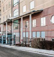 Akademiska sjukhuset i Uppsala. Arkivbild. Tomas Oneborg/SvD/TT / TT NYHETSBYRÅN