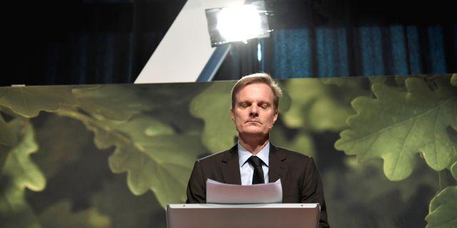 Vd Jens Henriksson. TT NEWS AGENCY / TT NYHETSBYRÅN