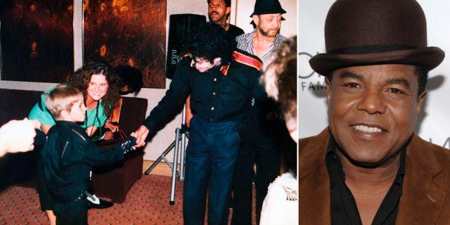 "Michael Jackson i dokumentären ""Leaving Neverland""/Tito Jackson. TT"