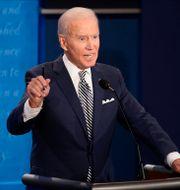 Joe Biden. Morry Gash / TT NYHETSBYRÅN