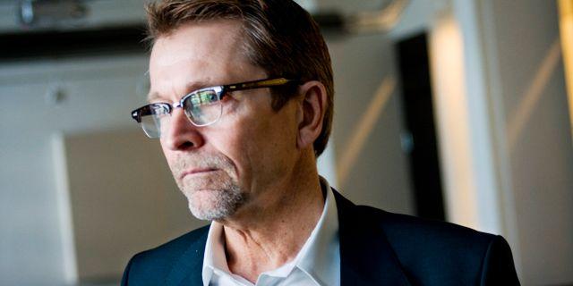 Dick Malmlund. CHRISTINE OLSSON / TT NYHETSBYRÅN