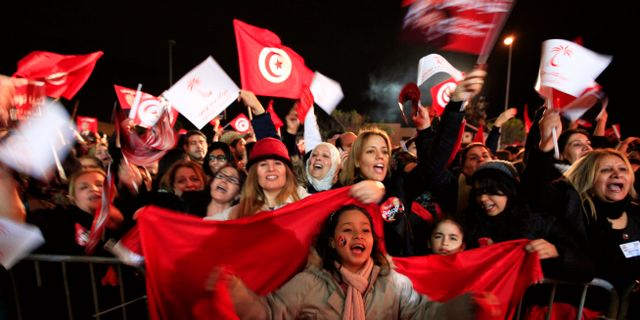 Tunisien straffade sverige